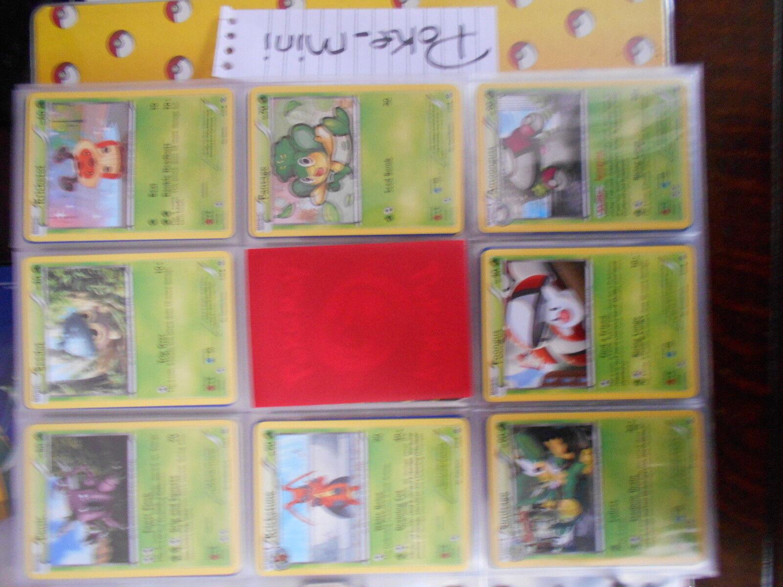 COMPLETE SET EX NEXT DESTINIES SET POKEMON CARDS CARDS CARDS NO EX ARTS 41007e