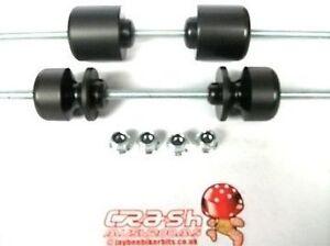 SUZUKI-GSX1400-GSX-1400-TAMPONI-PARAMOTORE-CURSORI-BOBINE-asse-anteriore-e