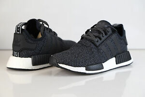 adidas NMD R1 Winter Wool Black (1) Sneakers Adidas