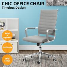 Computer Desk Home Ergonomic Office Chair Executive Task Swivel Adjustable Soft