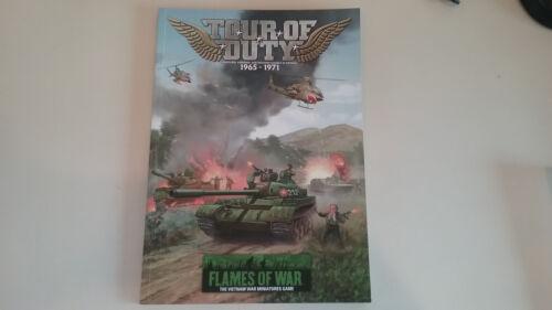 Flames of War  Tour of Duty  Vietnam War Supplement