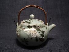 Théière Porcelaine Céladon Céramique Japon Antique Japenese Ceramic Teapot