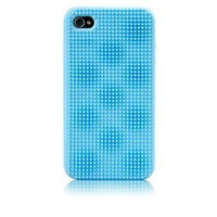 Case-mate Egg Impact Silicone Case For Iphone 4 (blue)