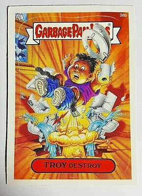2003 Topps Garbage Pail Kids Series 1 Trading Card #4a-Cootie Cody