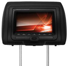 SOUND STORM LABORATORIES Soundstorm 7 Headrest monitor 3 colors BK/GR/TAN SHR73S