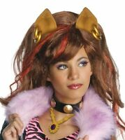 Monster High Clawdeen Wolf Girls Wig , New, Free Shipping on sale