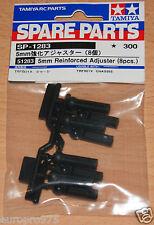 Tamiya 51283 5mm Reinforced Adjuster (8 Pcs.) (DB01/TRF501x/TRF503/TRF201) NIP