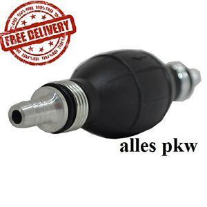 8 mm Pumpe Umfüllpumpe Handpumpe Notpumpe Vakuumpumpe Diesel Benzin Öl Wasser