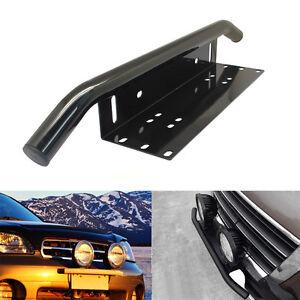 Image is loading Car-Truck-Number-Plate-Holder-Mount-Bracket-Licence-  sc 1 st  eBay & Car Truck Number Plate Holder Mount Bracket Licence Driving Light ...