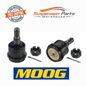 Front Suspension Ball Joints Pair For Ram 1500 Dodge 2500 3500