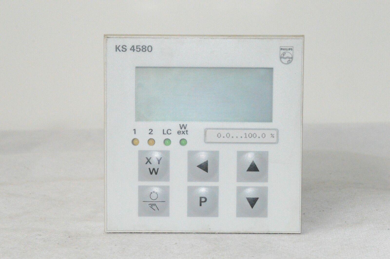 PHILIPS KS 4580   KS4580   industrial controller   9404 458 51031 (F.094)