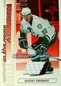 ITG-ACTION-2003-ALEXEI-SMIRNOV-NHL-ANAHEIM-DUCKS-M78-RARE-GAME-JERSEY-2C-100