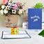thumbnail 20 - 3D-Pop-Up-Cards-Birthday-Card-Kids-Wife-Husband-Greeting-Postcard-with-Envelop