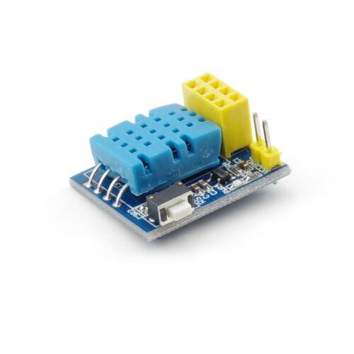 DHT11 ESP-01 WLAN WiFi Temperatur Luftfeuchtigkeit Humidity Sensor Modul IoT