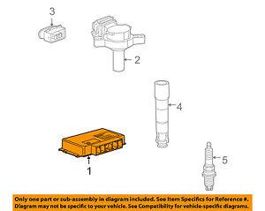 land rover oem range rover ecm pcm ecu engine control module rh ebay com