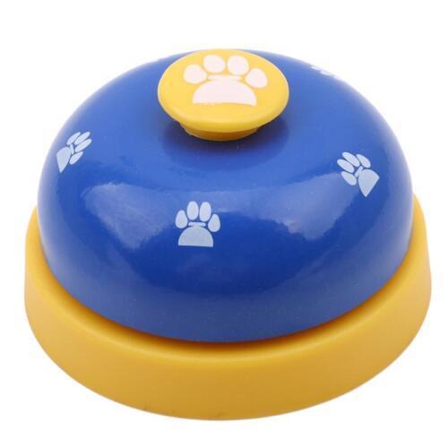 Pet Training Bell Pet Call Bell Dog Cat Feeding Ringer Educational Toy IQ Q