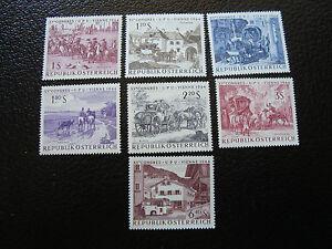Osterreich-Briefmarke-Yvert-Und-Tellier-N-993-A-1000-N-Austria-A3