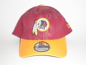 659dd36f616 New Era 39Thirty Washington Redskins SPECIAL TEAMS Hat S M ( 25) Cap ...
