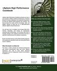 VSphere High Performance Cookbook by Prasenjit Sarkar (Paperback, 2013)
