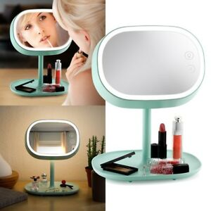 Makeup Mirror Lighted Lamp Led Vanity Travel Portable
