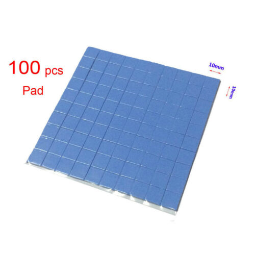 High Quality GPU CPU Laptop Silicone Paste Gel Conductive Thermal Pad Heatsink