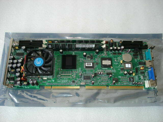 1PCS Used  Advantech Industrial Motherboard PCA-6003   Rev.A1 tested