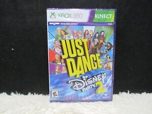 Just Dance Game For Xbox 360 : Xbox 360 just dance disney party 2 kinect by ubisoft rated e for