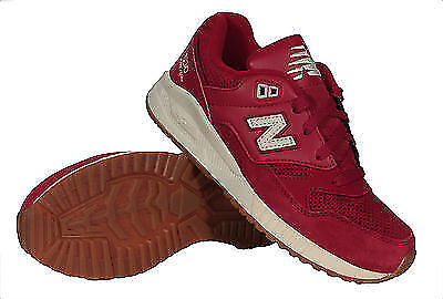New Balance 530 90S Running Solids Red Women's Classic Training Shoes W530AAG