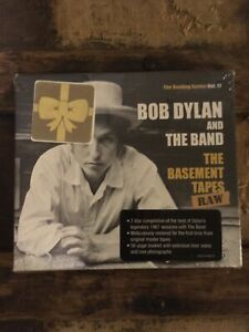 The Basement Tapes Raw Bob Dylan 2 CD Set Sealed 2014 The Bootleg Series Vol 11