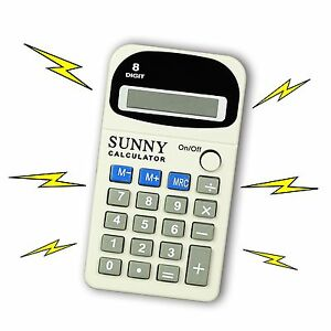 Calculator-Electric-Shocking-Toy-Office-Prank-Joke-Funny-Trick-Novelty-Gag-Gift