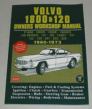 Reparaturanleitung Volvo P 1800 S / E / ES + P 120 Amazon 121 122 123 131 132
