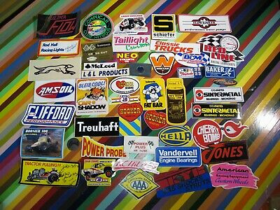 Hooker Hobrecht Rod Hall Off Road 4wd+ vtg 1970s to 1990s Auto Racing sticker