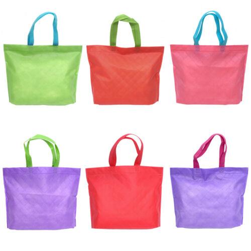 Set di 2/4/6/8/10 multi colore luce a fare acquisti Borse/Borse Open Top