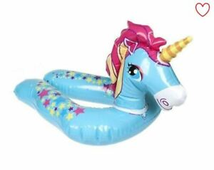 Swim-Ring-Unicorn-Inflatable-Pool-Float-Summer-Swimming