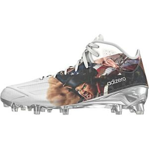 check out e0c02 9cfb8 Image is loading NEW-Adidas-Adizero-5-Star-mid-UNCAGED-Football-