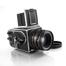 Hasselblad 503 CW 80mm CF T* A12 Magazine Acute Matte D #1121