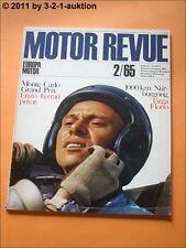 Motor Revue Nr. 54 1965 2/65 BMW 1800 Ti Enzo Ferrari