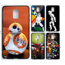 BB-8 Robot Trooper Star Wars for Iphone 5/6s/7 plus & S8 plus S7 edge Phone Case