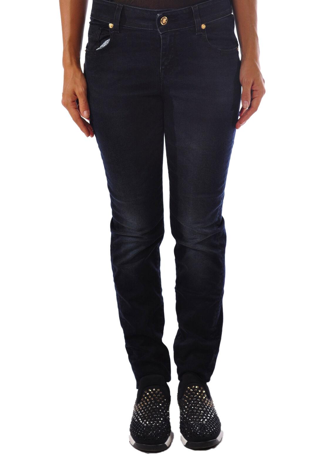 Latinò - Pants-Pants - Woman - Denim - 910902C183810