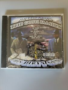 BREED AND THE GOTTI FAMILY. THIS DIRTY GAME  (CD, 2000) NEW SEALED OOP RARE