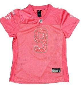 Reebok-NFL-Youth-New-Orleans-Saints-Drew-Brees-Jersey-Pink-US-Size-XL-119208