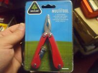 Greatland Stainless Multi Tool With Flashlight