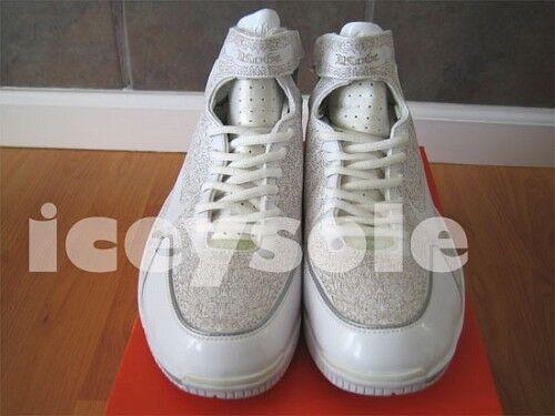 Nike blanco Air Zoom huarache Kb laser blanco Nike Kobe Bryant SZ.a estrenar bc2753