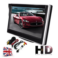 5 inch 800*480 TFT LCD HD Screen Monitor for Car View Reverse Backup Camera *