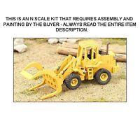 It 18f Log Loader Kit - N Scale Kit - Ghq 53014