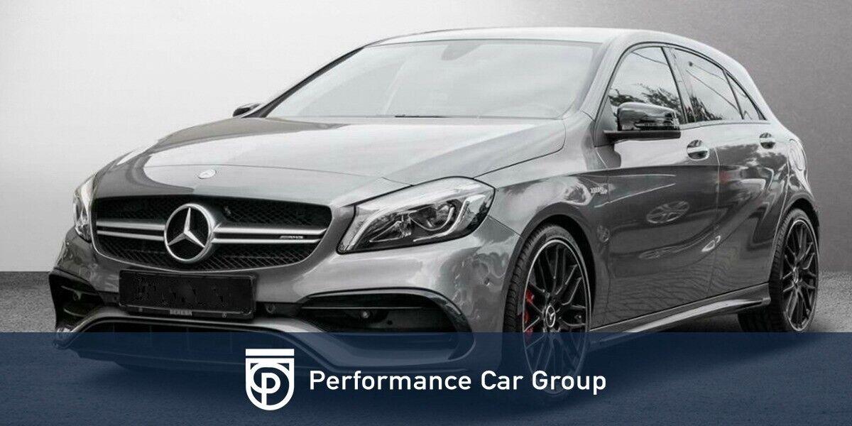 Mercedes A45 2,0 AMG aut. 4-M 5d - 4.800 kr.