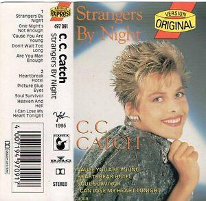 C-C-CATCH-034-STRANGERS-BY-NIGHT-034-SPANISH-CASSETTE-MODERN-TALKING-DIETER-BOHLEN