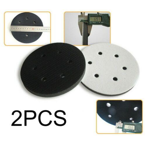 2X 150mm Schleifscheibe Softauflage Interface Schleifteller Schwamm Schleif Pad