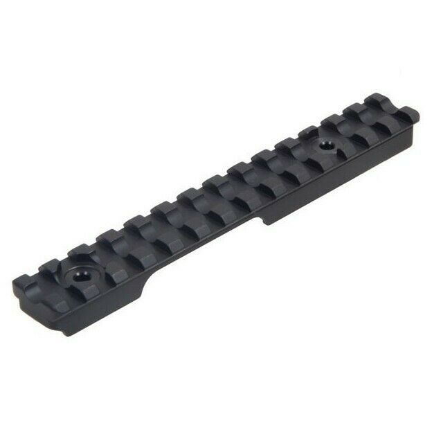 Picatinny rail in hardened steel for Anschutz 54 0 MOA - Slitta - CONTESSA