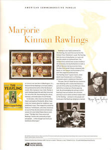 810E-41c-Marjorie-Kinnan-Rawlings-4223-USPS-Commemorative-Stamp-Panel